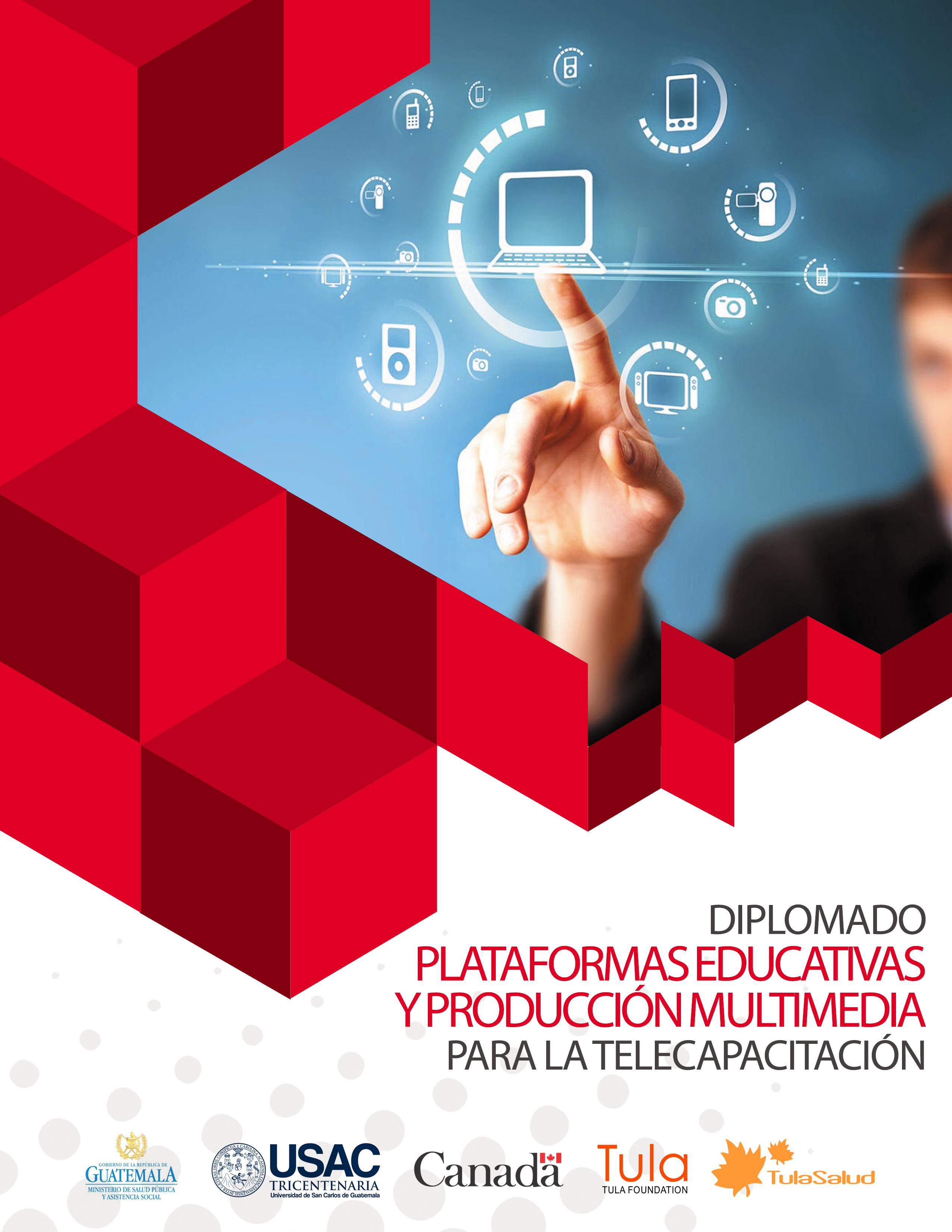 Plataformas Educativas y Producción Multimedia para la TeleCapacitación