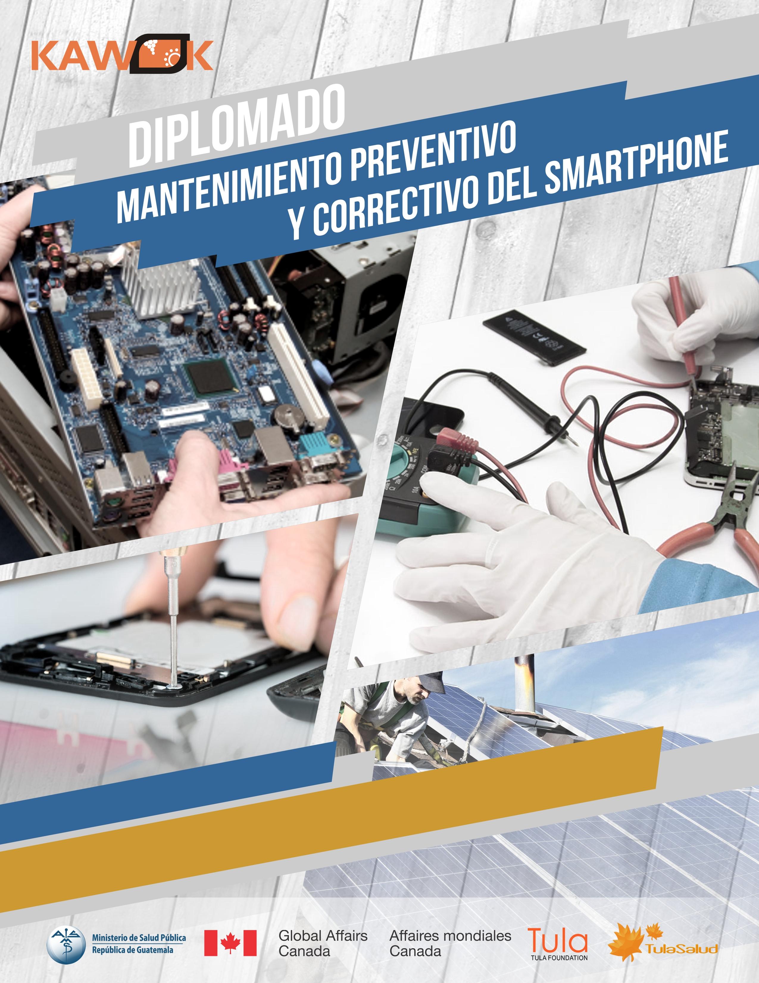 Mantenimiento Preventivo y Correctivo del Smartphone